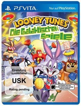 Looney Tunes: Die Galaktischen Spiele (PS Vita)