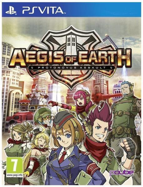 Aegis of Earth: Protonovus Assault Plattformen