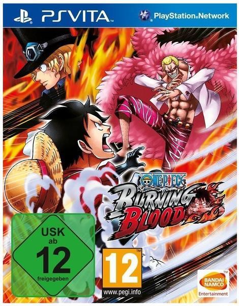 One Piece: Burning Blood Plattformen