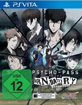 Psycho-Pass: Mandatory Happiness (PS Vita)