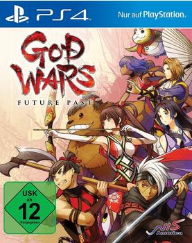 God Wars: Future Past (PS Vita)