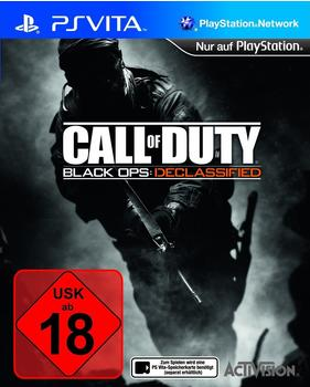 Call of Duty: Black Ops - Declassified (PS Vita)