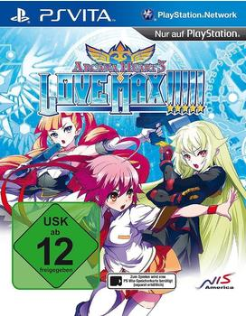 Arcana Heart 3: LOVE MAX!!!!! (PS Vita)