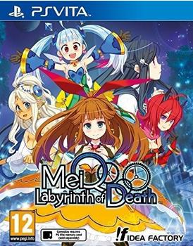 MeiQ: Labyrinth of Death (PS Vita)