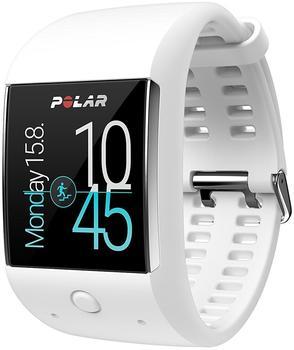 Polar M600 weiß