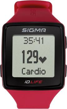 Sigma iD.LIFE rouge