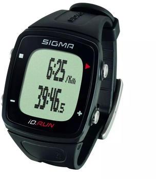 Sigma iD.Run black