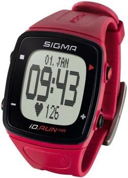 Sigma iD.Run HR rouge