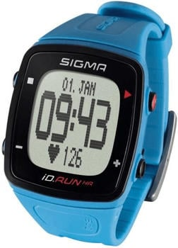 Sigma iD.Run HR pacific blue