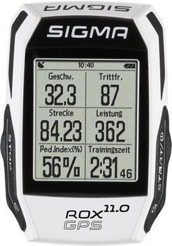 Sigma ROX 11.0 GPS Set weiß