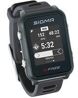 sigma-idfree-gps-multisport-uhr-fuer-outdoor-und-navigation-smart-notifications-geocaching-pulsmessung-am-handgelenk-wasserdicht-inkl-fahrradhalterung