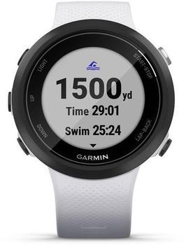Garmin Swim 2 Steinweiß