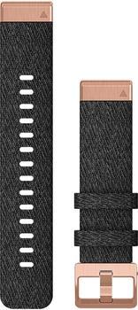 Garmin QuickFit 20 Nylon schwarz (010-12874-00)