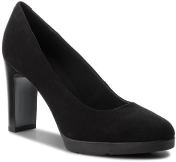 Geox Annya High A (D84AEA) black matt