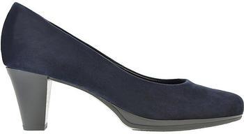 Paul Green (3216-022) blue velvet