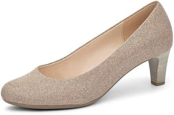 Gabor Pumps (41.400) rosa metallic