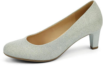Gabor Pumps (41.400) silber metallic