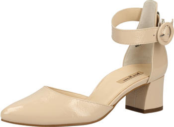 Paul Green Pumps with Sling (7273) beige