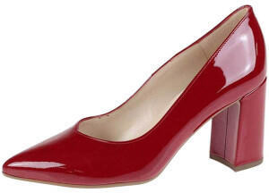 Peter Kaiser Lynsey red patent