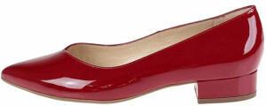 Peter Kaiser Darcie red patent