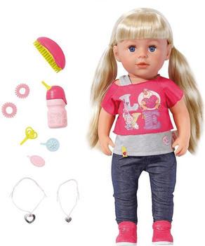 Zapf Baby born Interactive Sister (820704)