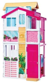 Barbie 3 Etagen Stadthaus (DLY32)