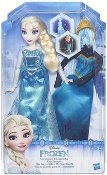 Hasbro Die Eiskönigin festliches Wechsel Outfit Elsa (B5169EU4)