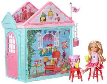 Barbie Club Chelsea Spielhaus (DWJ50)