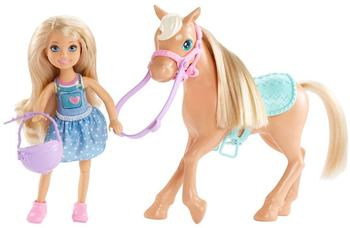 Barbie Chelsea und Pony (DYL42 )