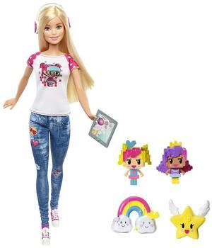 Barbie Die Videospiel-Heldin Real Life (DTV96)