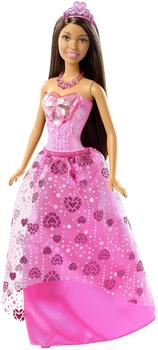 Barbie Juwelen-Prinzessin brünette (DHM60)