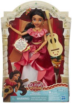 Hasbro Disney Prizessin Elena von Avalor - singende Elena (B7912)