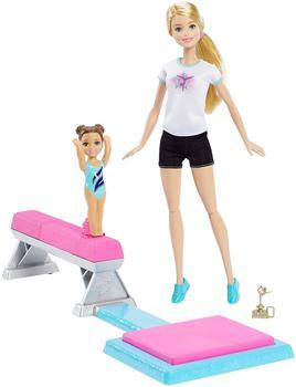 Barbie Kunstturnen Schwebebalken Spielset (DMC37)