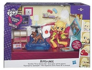 My Little Pony Minis Equestria Girls Rarity Slumber Party Beauty Set
