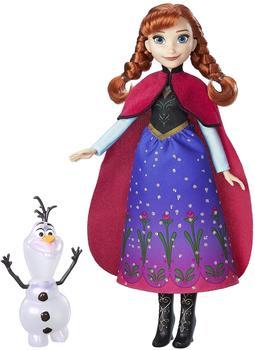 Hasbro Zauber der Polarlichter Anna & Olaf (B9200)