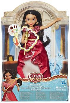 Hasbro Disney Prinzessin Elena von Avalor - Elena ihr magisches Königszepter (C0379)