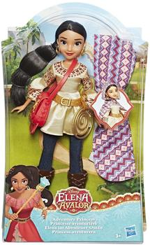 Hasbro Disney Prinzessin Elena von Avalor - Elena im Abenteuer Outfit (C0378)