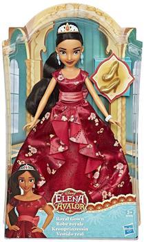 Hasbro Disney Prinzessin Elena von Avalor - Elena in königlicher Robe (B7370)