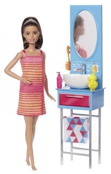 Barbie Möbel Badezimmer (DVX53)