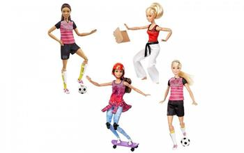 Barbie Made to Move sortiert (DVF680)