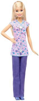 Barbie Ich wäre gern Krankenschwester (DVF57)