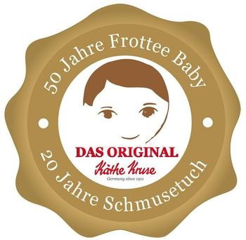 Käthe Kruse Frottee Baby rosa (0170218)