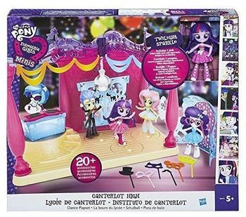 My Little Pony Equestria Girls Canterlot High Dance Playset (B6475)
