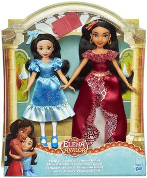 Hasbro Disney Prinzessin Elena von Avalor - Elena und Isabel (B7371)