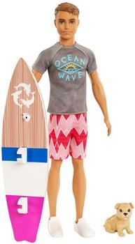 Barbie Magie der Delfine Surfer Ken (FBD71)