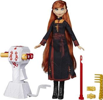 Hasbro Disney Frozen II Hair Play Anna