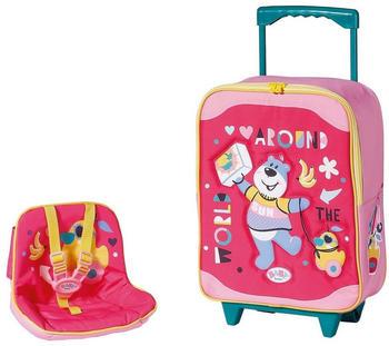 BABY born Holiday Trolley mit Puppensitz (828441)