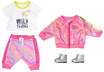BABY born Deluxe Trendiges Pink Set 43 cm (828335)
