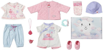 Baby Annabell Puppenkleidung Kombi Set (10-tlg.)