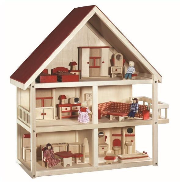 Roba Puppenhaus mit Dachstudio (9457)